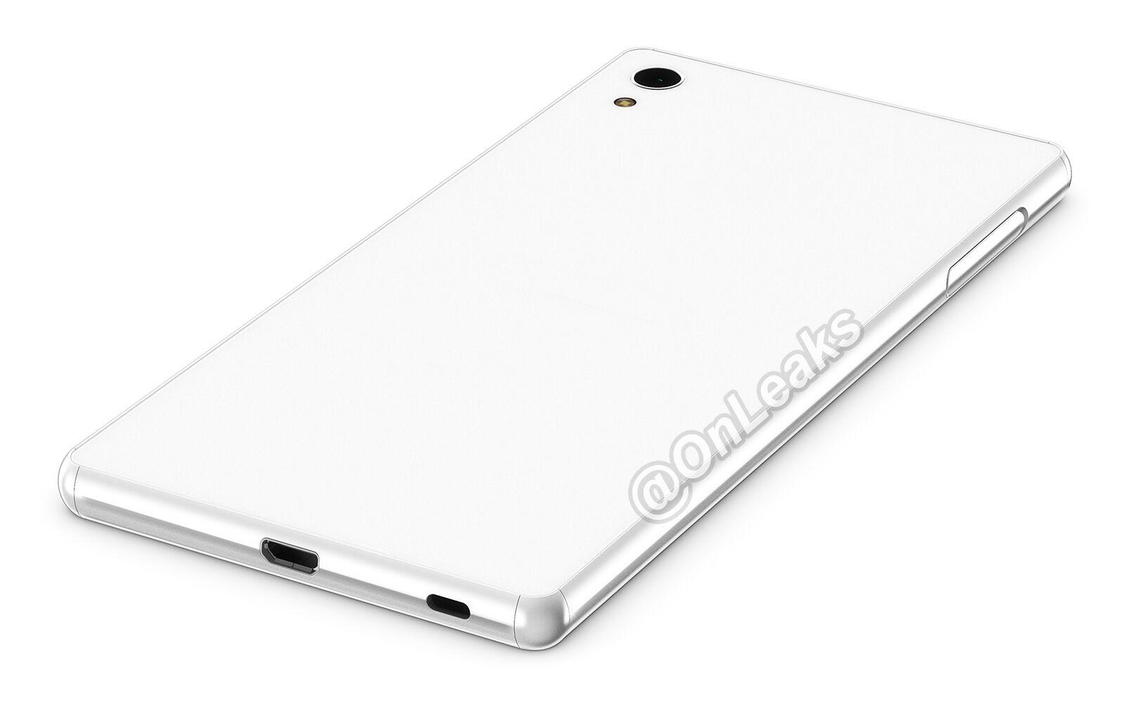 Wujud Sony Xperia Z4 2