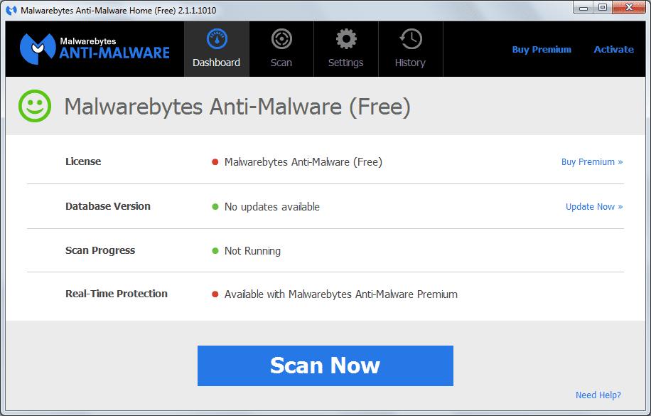 Malwarebytes Anti Malware Jalantikus