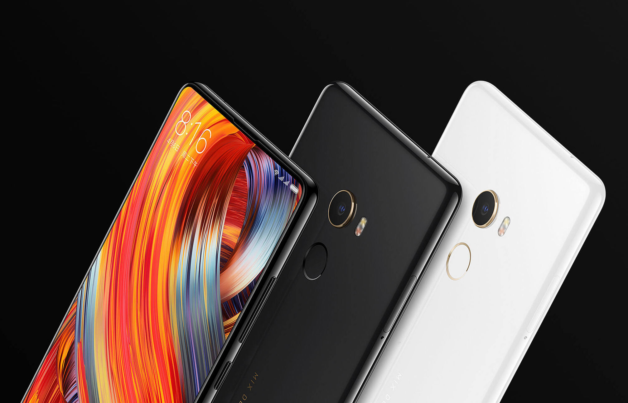 Fitur Xiaomi Mi Mix 4