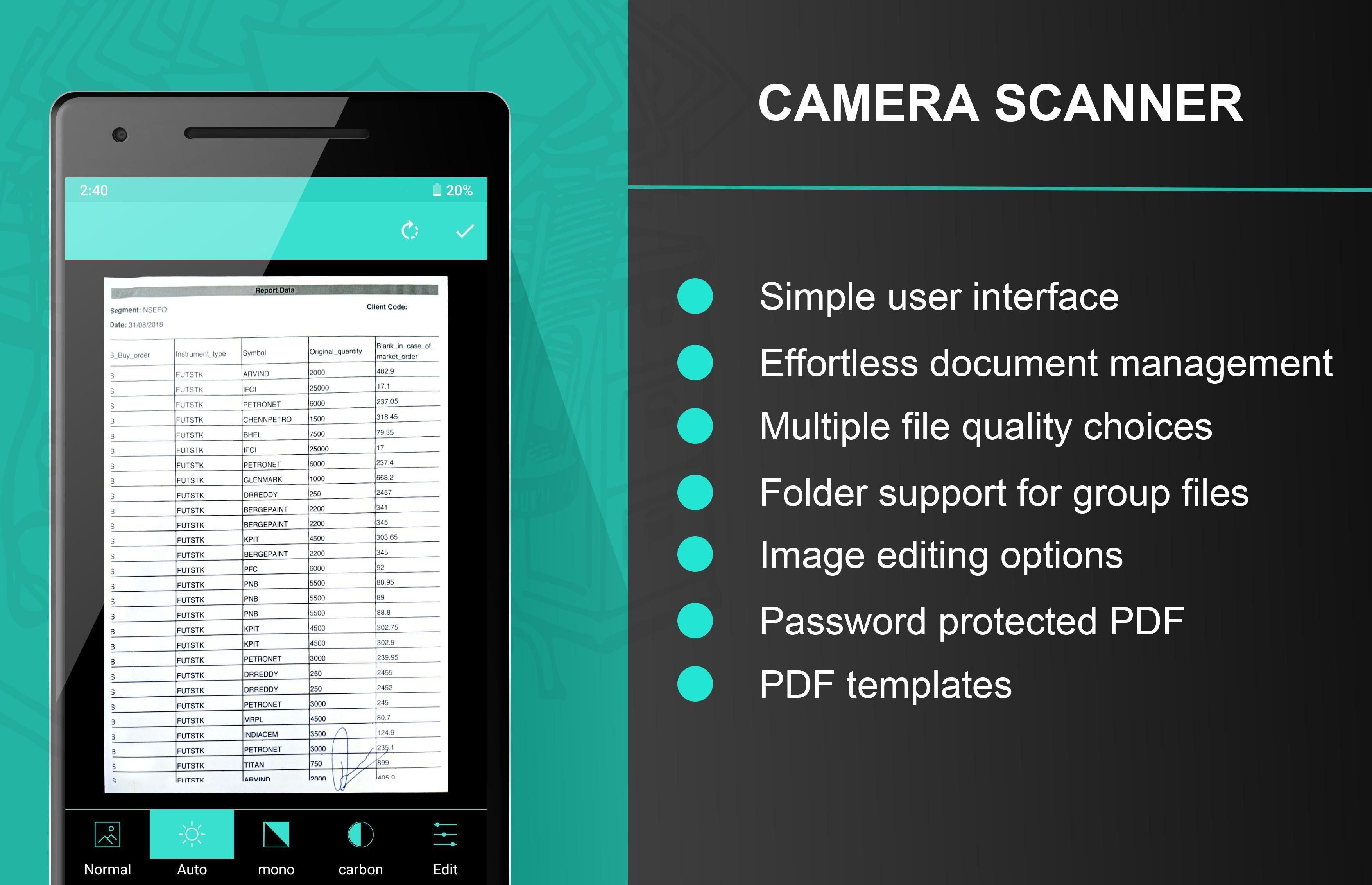 Camera Scanner Image Scanner 1 68992