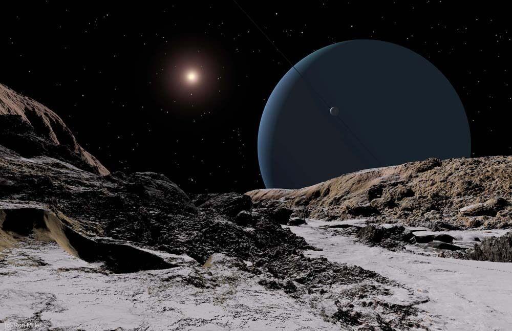 Pemandangan Matahari Terbit Dari Berbagai Planet 6