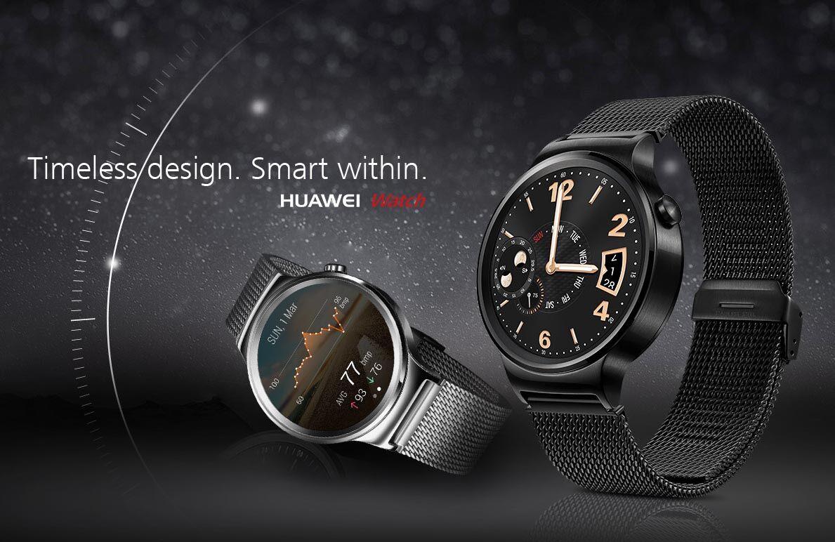 Huawei Watch Article