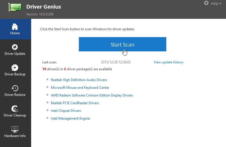 Driver Genius Full