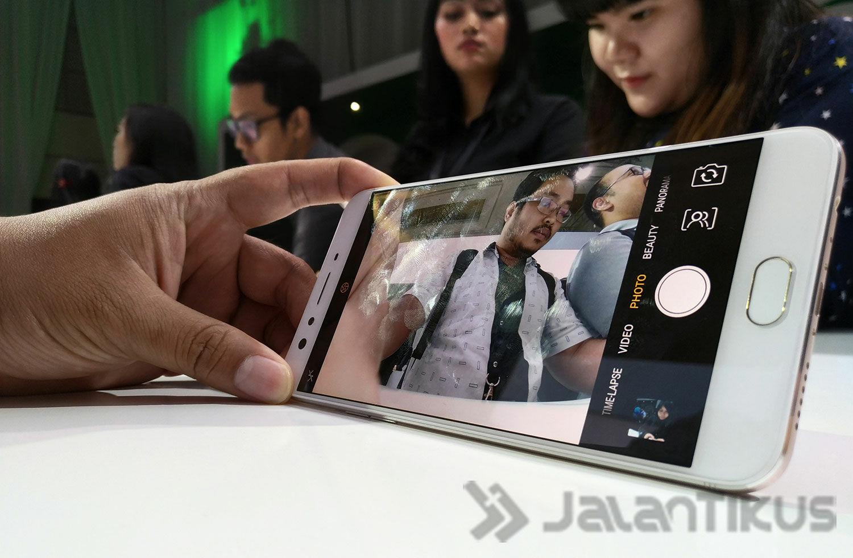 Fitur Oppo F3 Plus Dual Camera Selfie 3