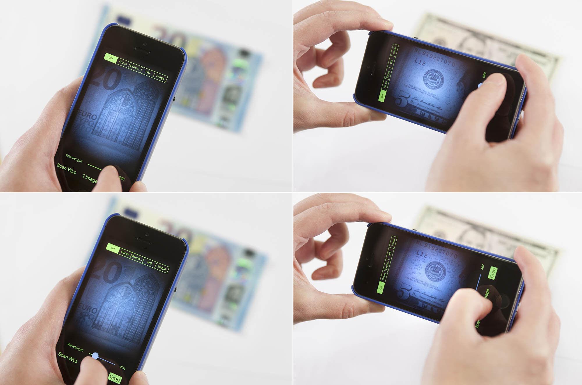 Hyperspectral Perangkat Mobile Pertama Di Dunia