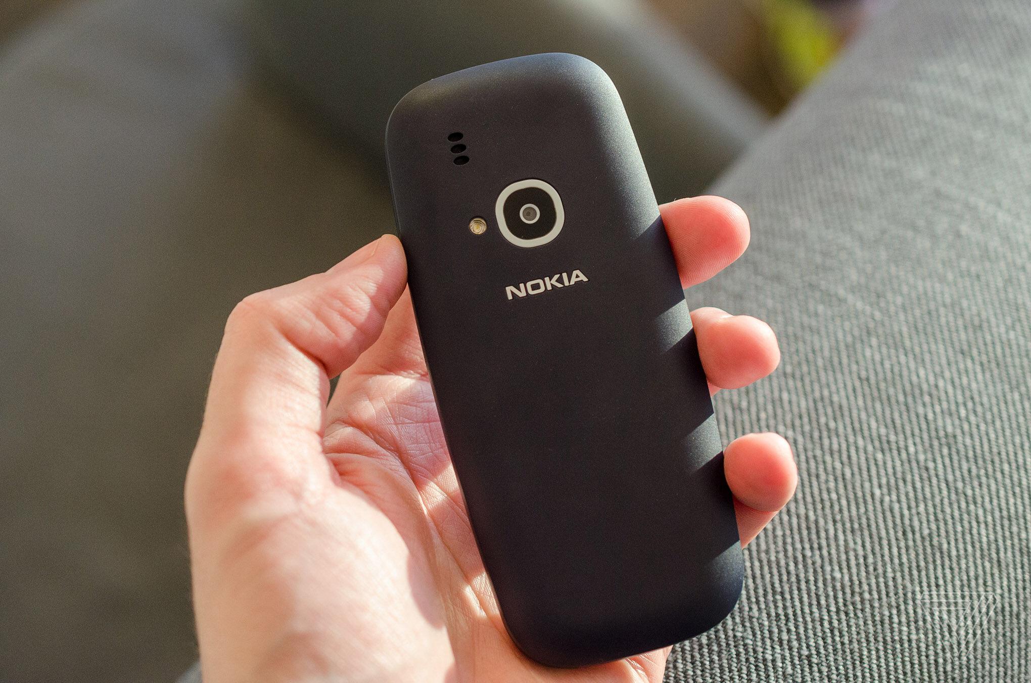 Penampakan Dan Spesifikasi Nokia 3310 2017 2