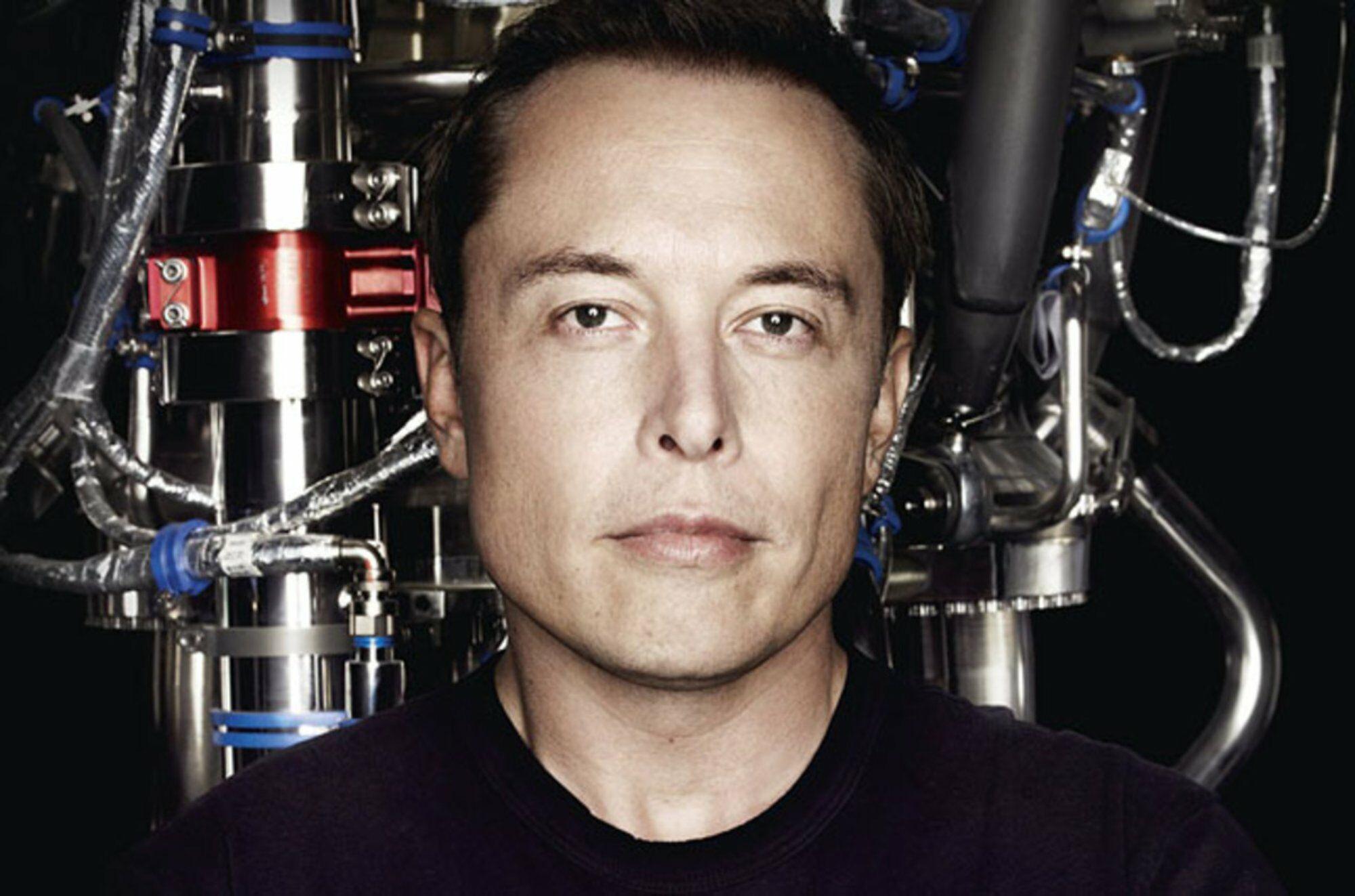 Fakta Tentang Elon Musk 8