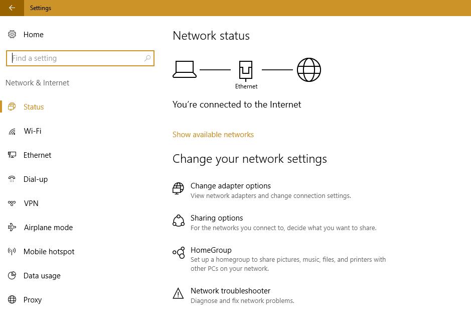 Cara Mengubah Laptop Jadi Modem Wifi 7