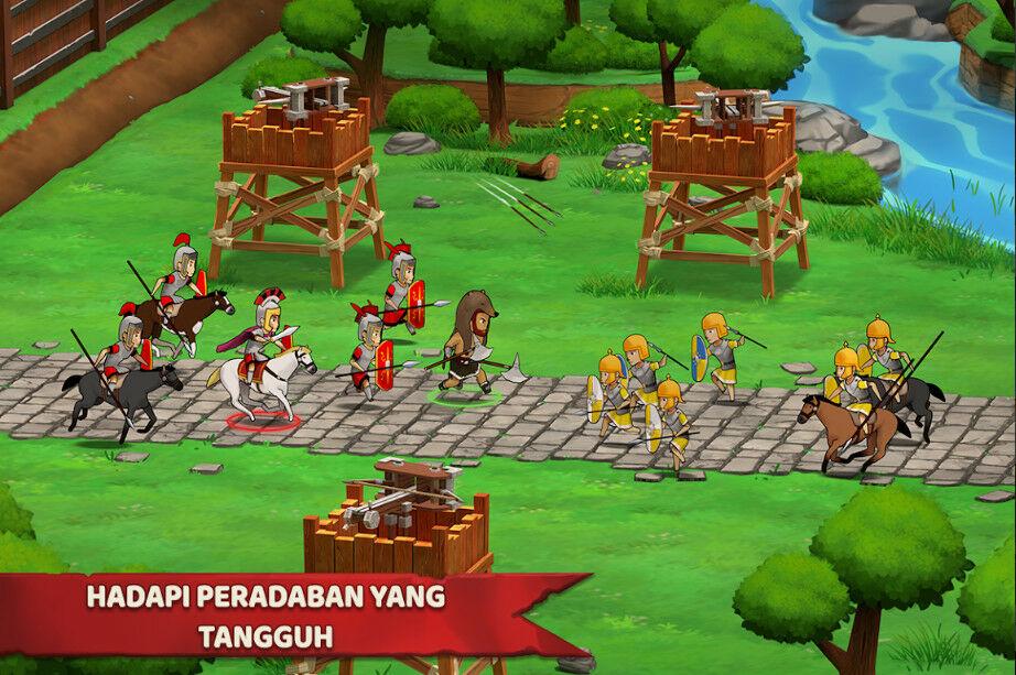 Game Perang Kerajaan Android 1 36dad