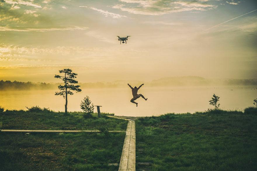 Foto Drone Menakjubkan 9