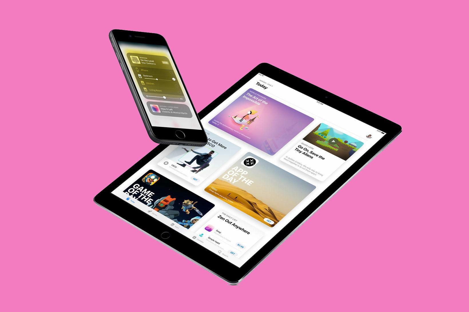 Perangkat Apple Yang Mendapatkan Update Ios 11