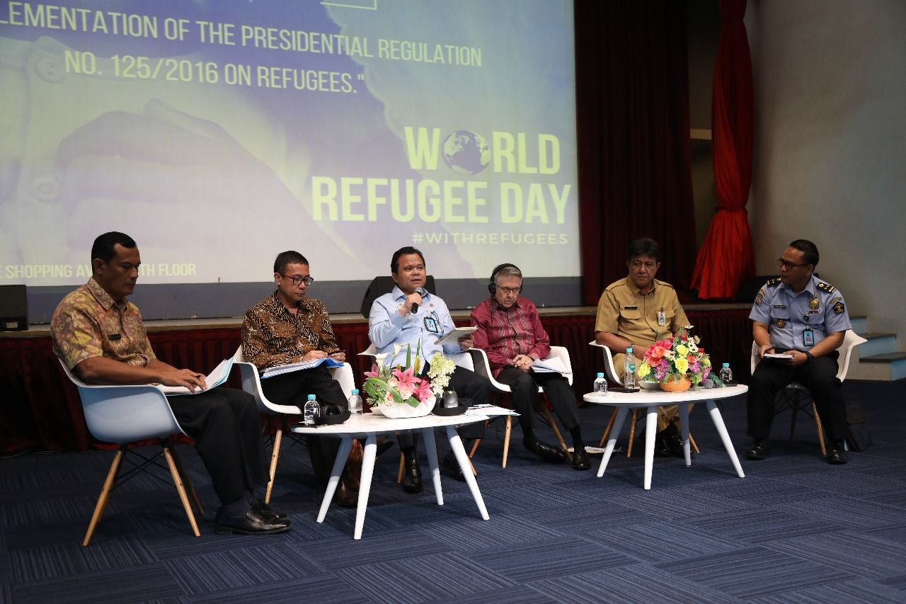 Ditjen Imigrasi Masalah Pengungsi 2