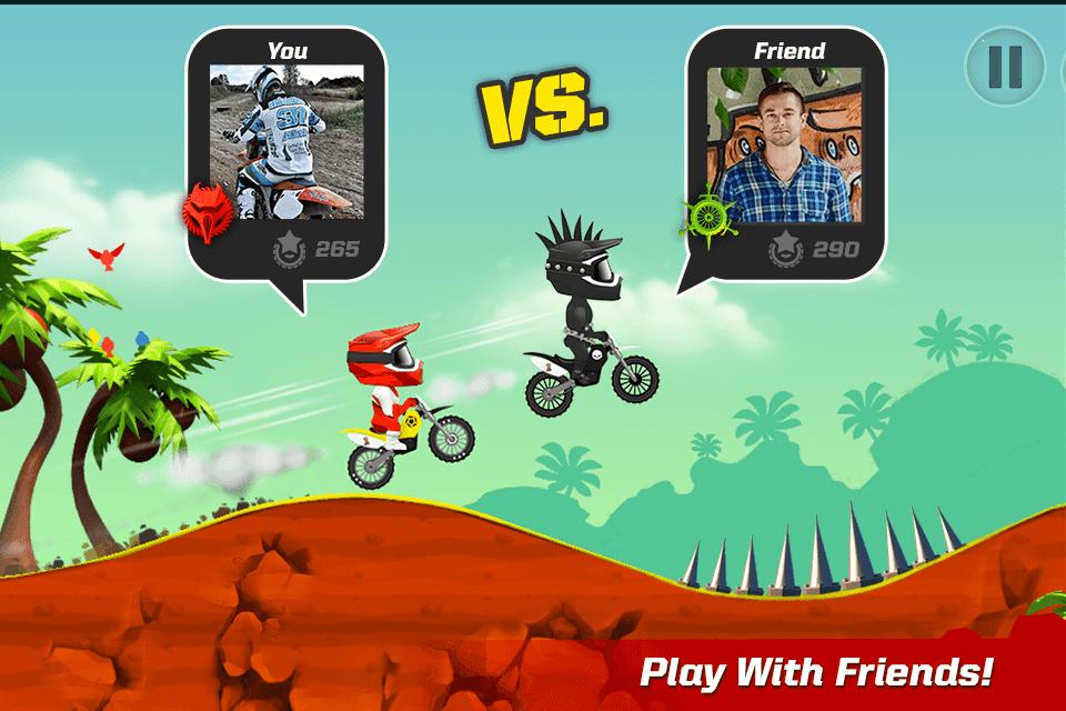 Bike Up Apk Multiplayer