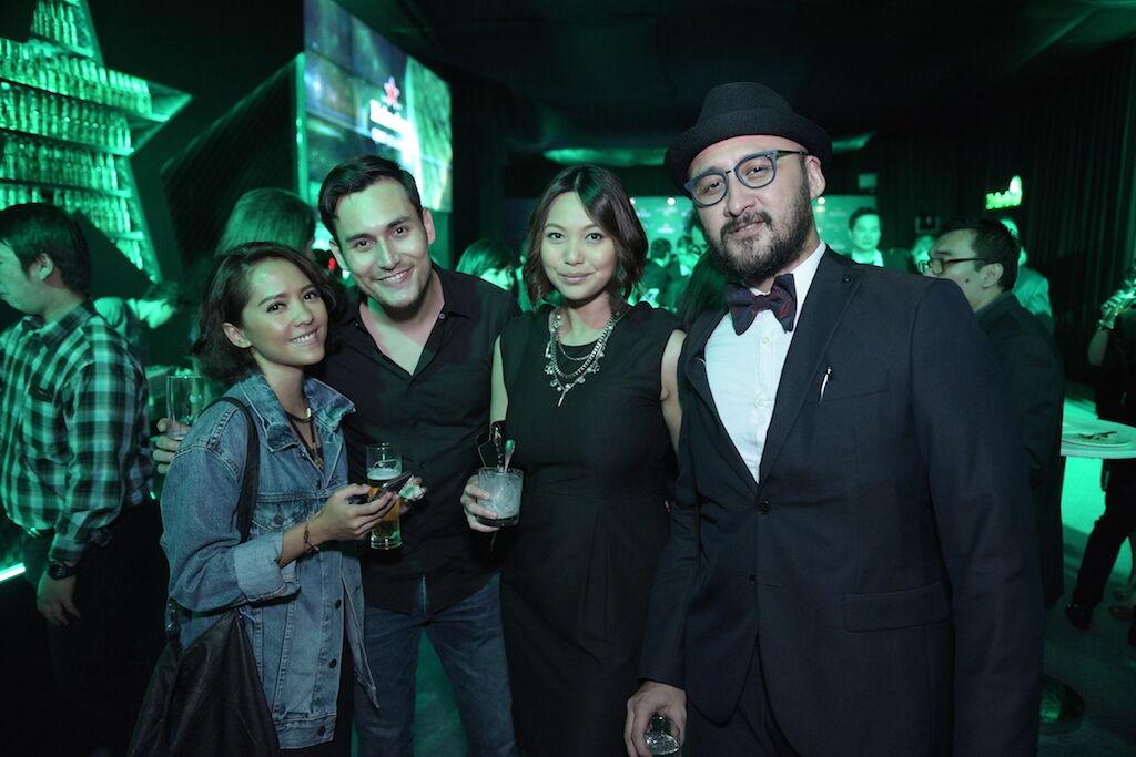 5 Tamu Selebriti Yang Hadir Pada Acara Heineken Openbondsworld Party