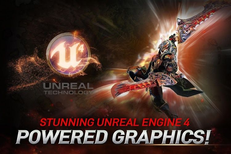 Unreal Technology Game Hit Apk