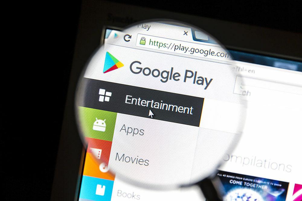 Sejarah Google Play Store