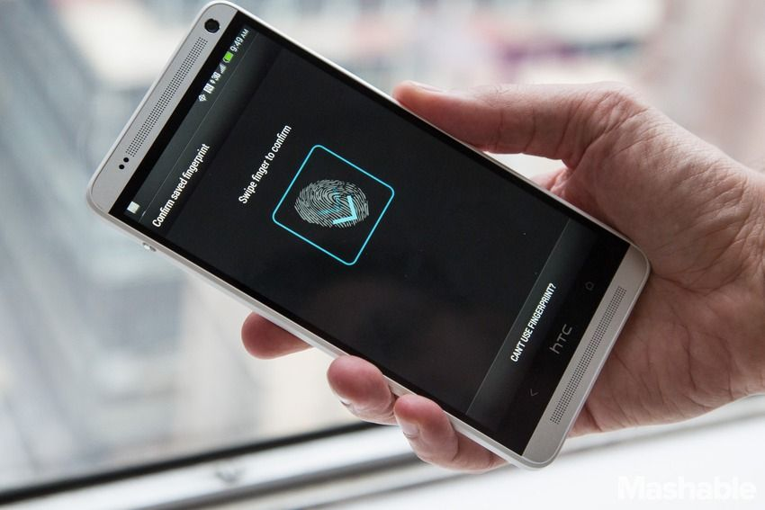Fingerprint Tidak Aman 2