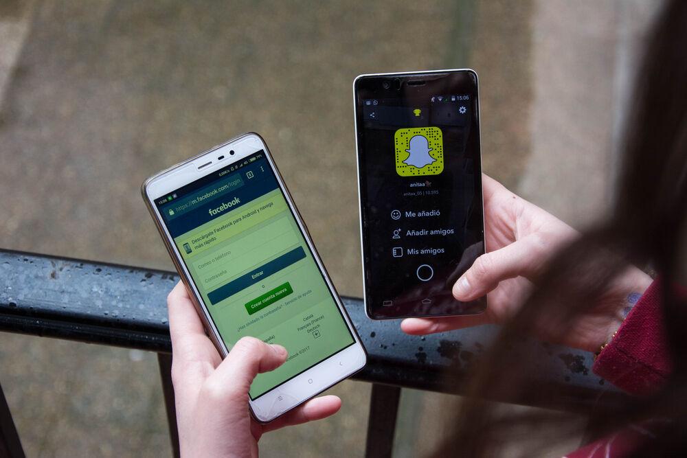 Facebook Benar Benar Menginginkan Snapchat