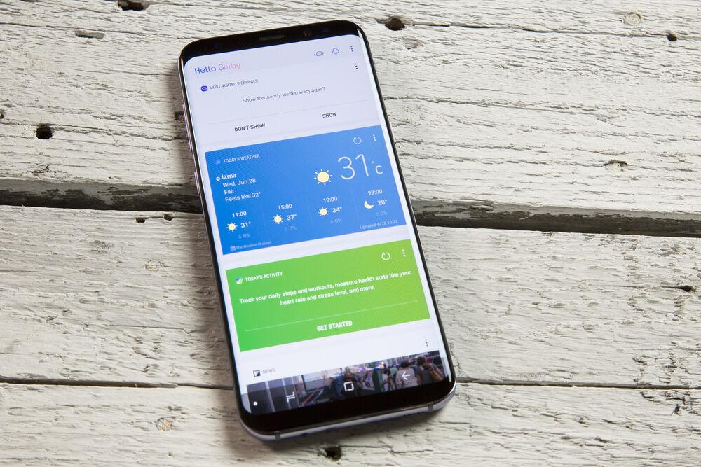 Asisten Digital Bixby Yang Lebih Baik