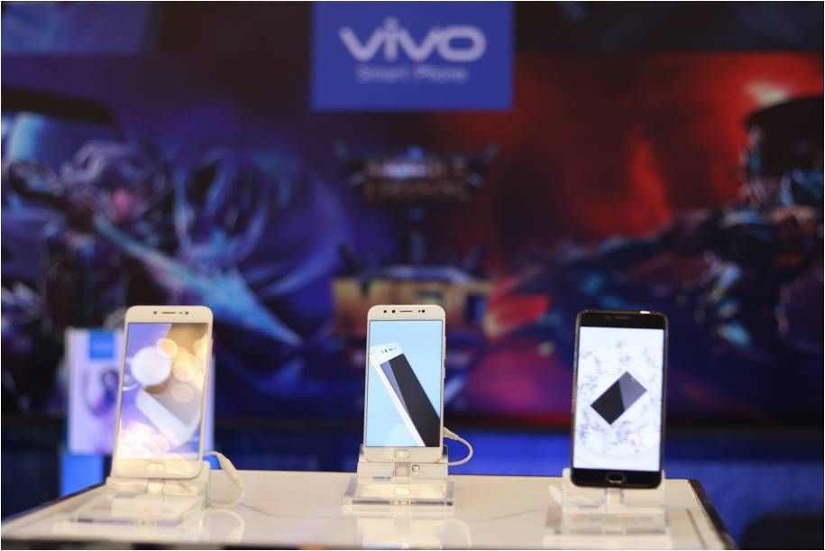 Vivo Smartphone Menjadi Official Game Partner Dari Mobile Legend