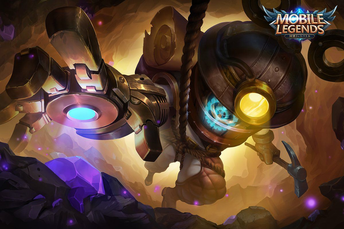 Wallpaper Mobile Legends Cyclops Super Adventurer