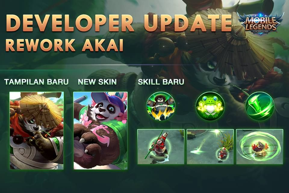 Update Mobile Legends 1 2 16 1