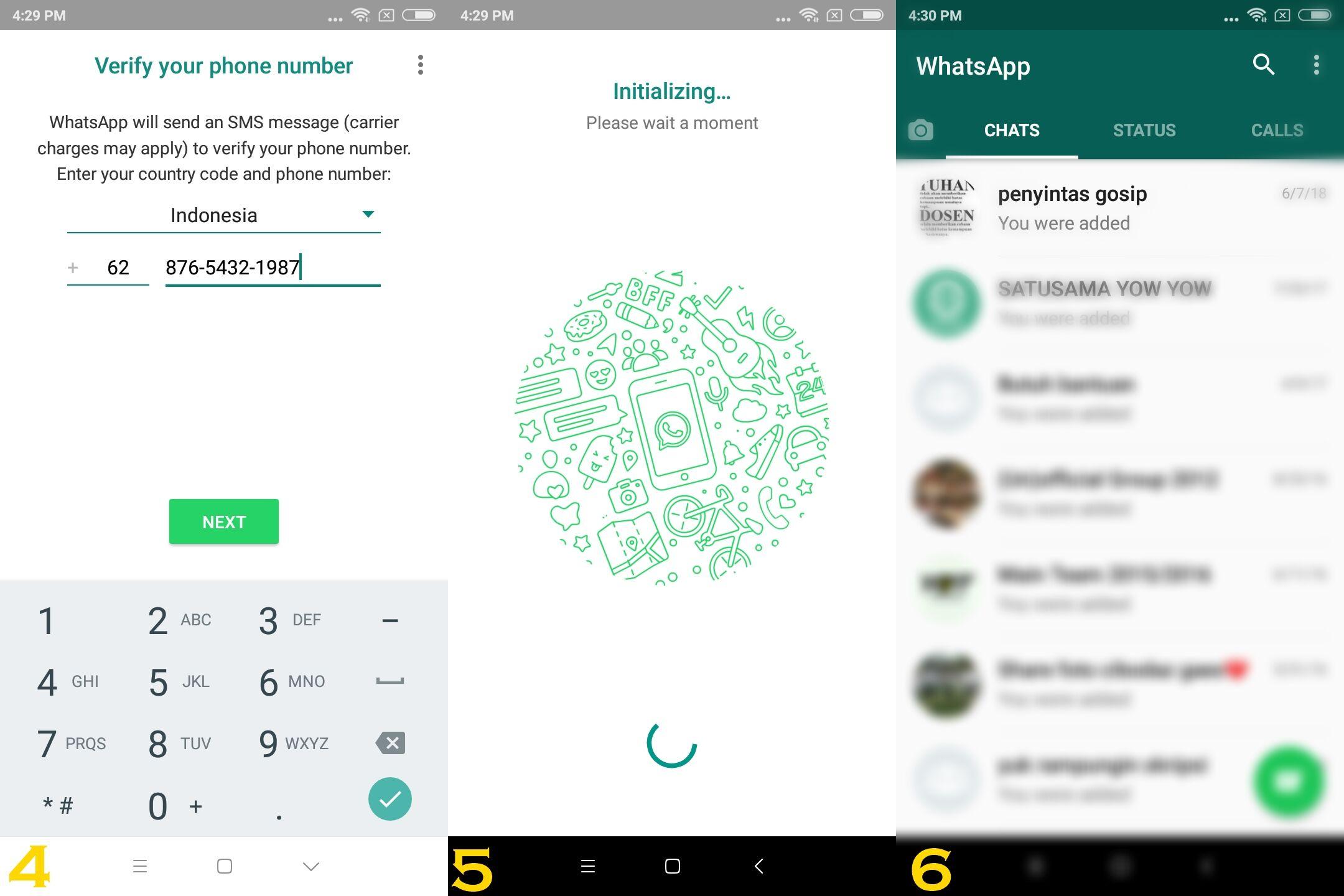 sadap whatsapp 2019 tanpa aplikasi