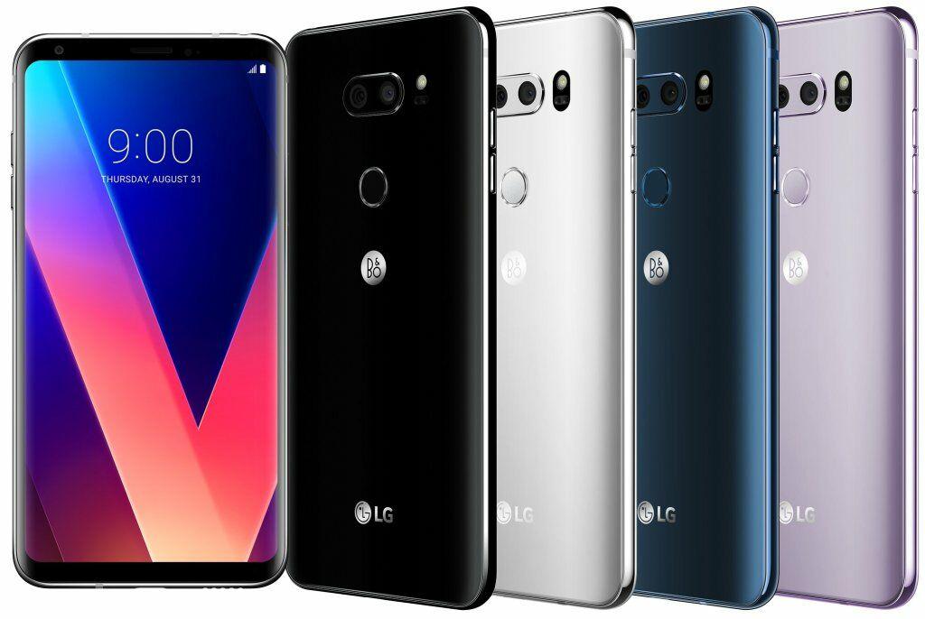 Smartphone Dengan Prosesor Tercepat 2017 Lg V30