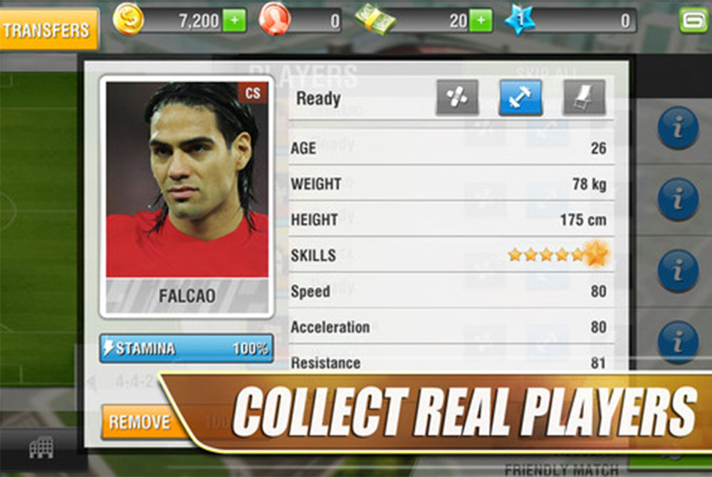 Real Football 2013 Real Player