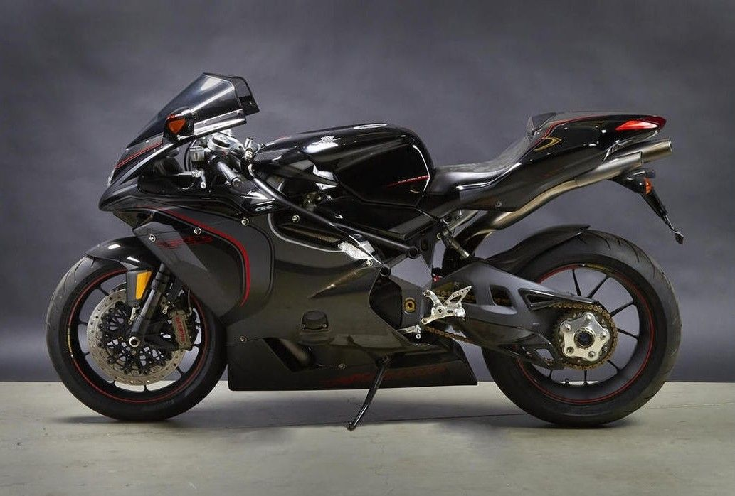 Peter Fonda Auctions His Mv Agusta F4cc As Promised Photo Gallery8