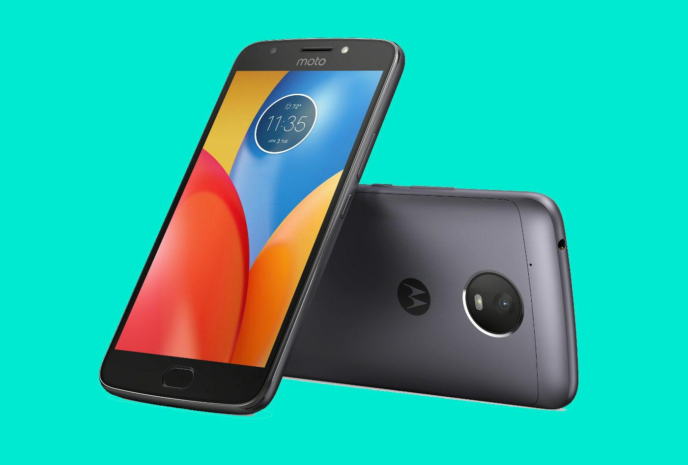 Motorola Moto E4 Dan E4 Plus