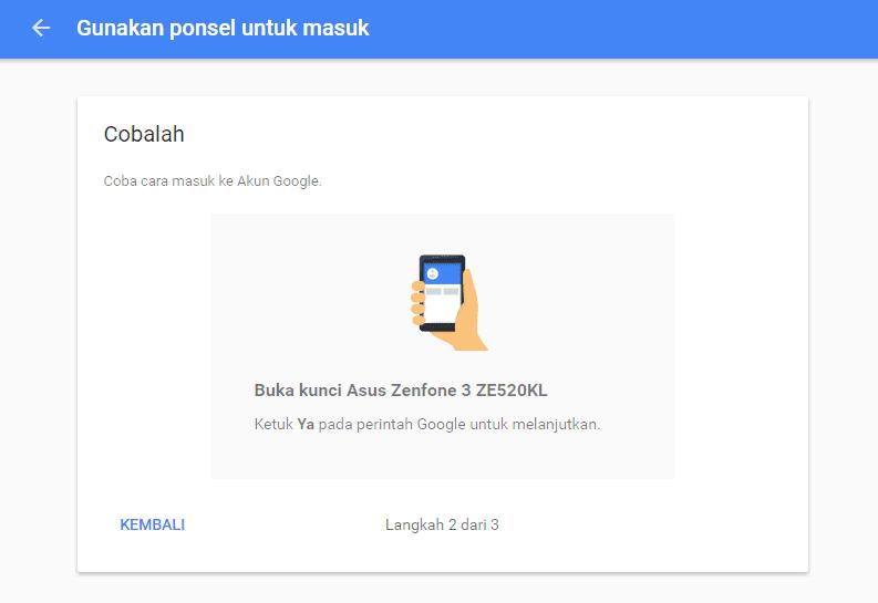 Login Ke Akun Google 6