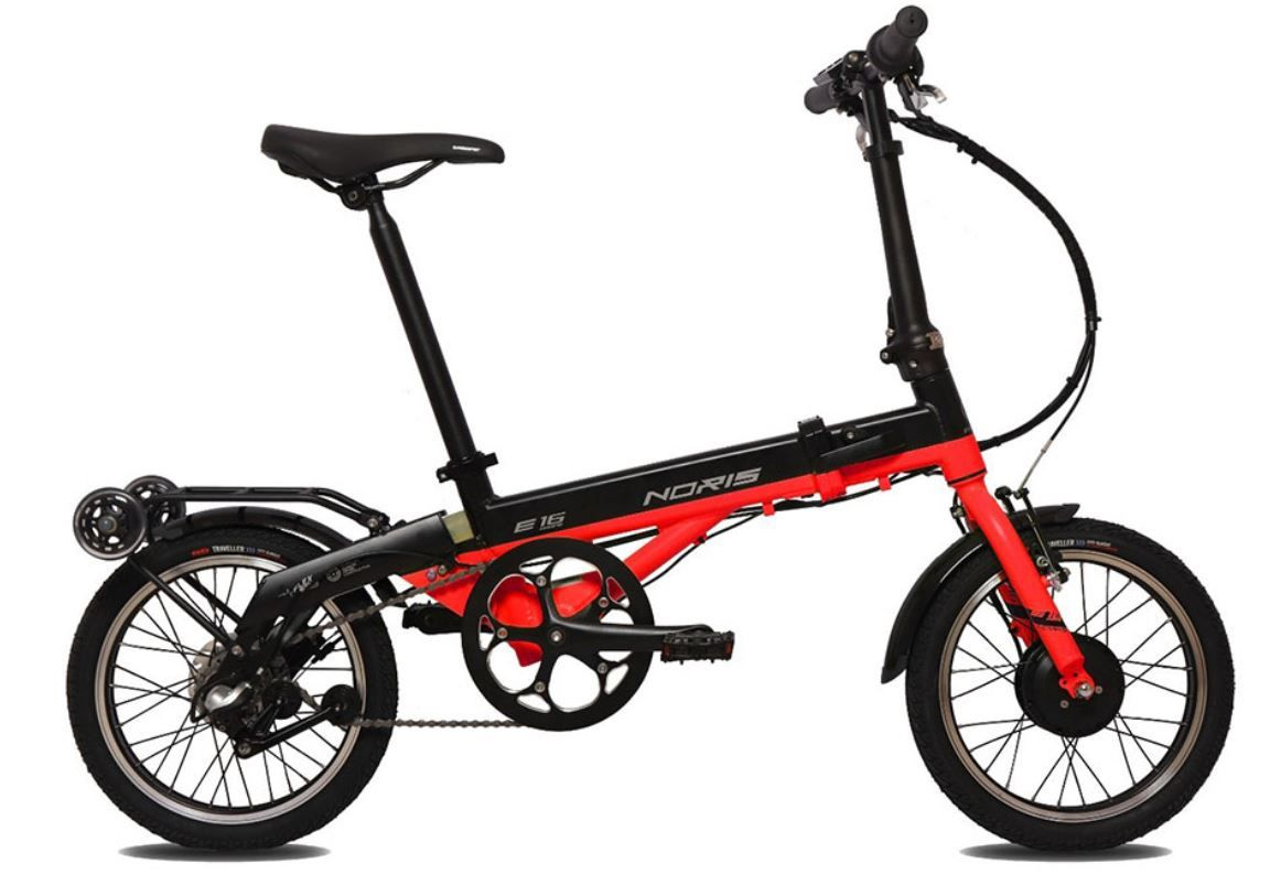 Sepeda Listrik 9566d