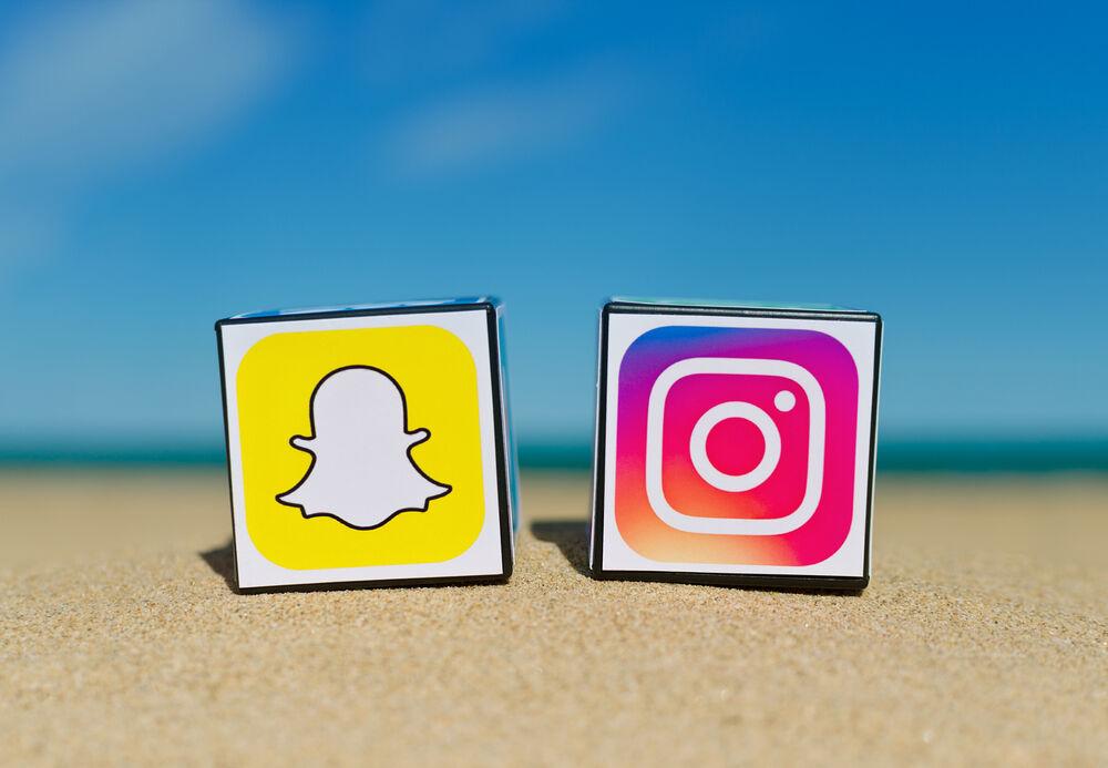 Instagram Kalahkan Snapchat