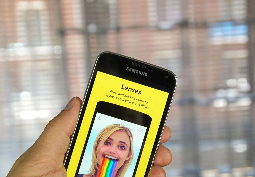Fitur Filter Adalah Pendongkrak Kepopuleran Snapchat