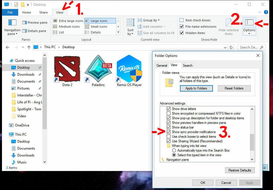 Cara Menghilangkan Iklan Di Windows Explorer