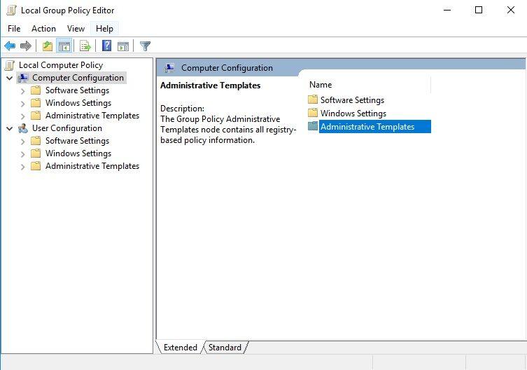 Cara Ampuh Mematikan Fitur Windows Update Di Windows 10 2 C4db7