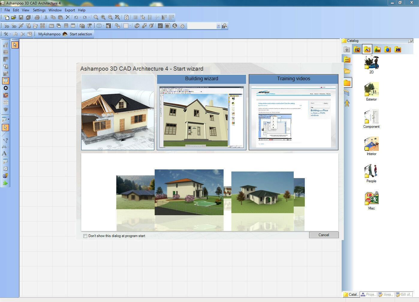 Ashampoo 3d Cad Architecture Images Jalantikus