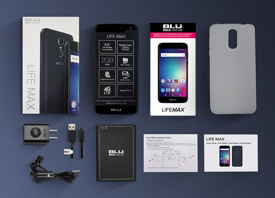 Blu Life Max 6