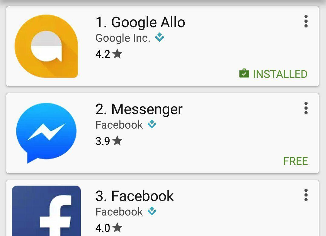 Google Allo 1