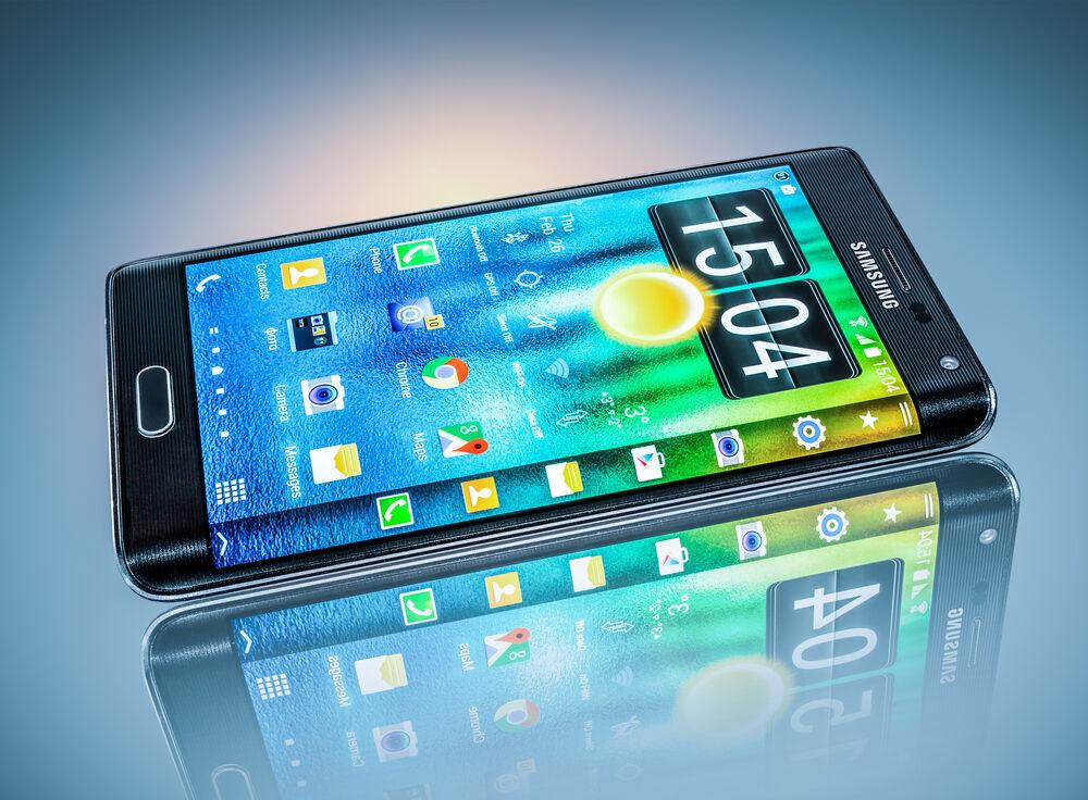 Karyawan Samsung Mencuri 8474 Unit Smartphone