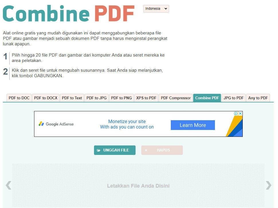 Cara Menggabungkan File Pdf Online 3 B2ad3