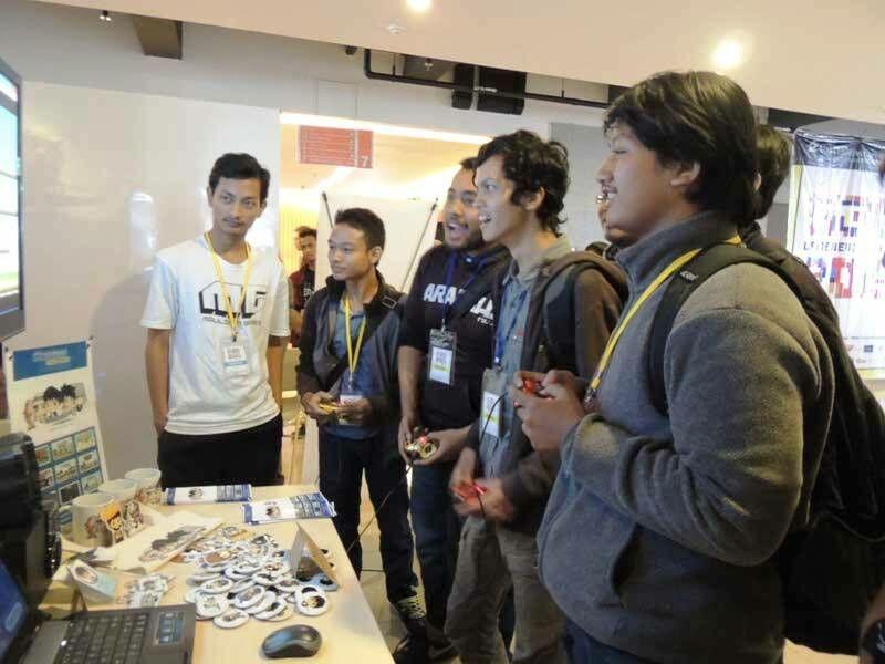 Game Prime Surabaya 2016 1