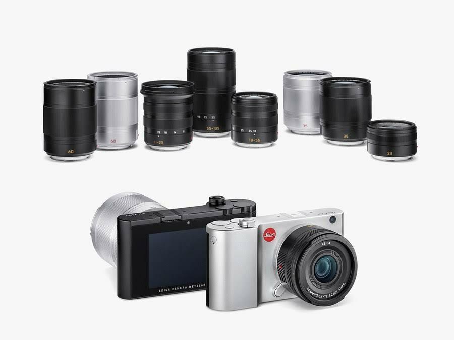 Harga Leica Tl2
