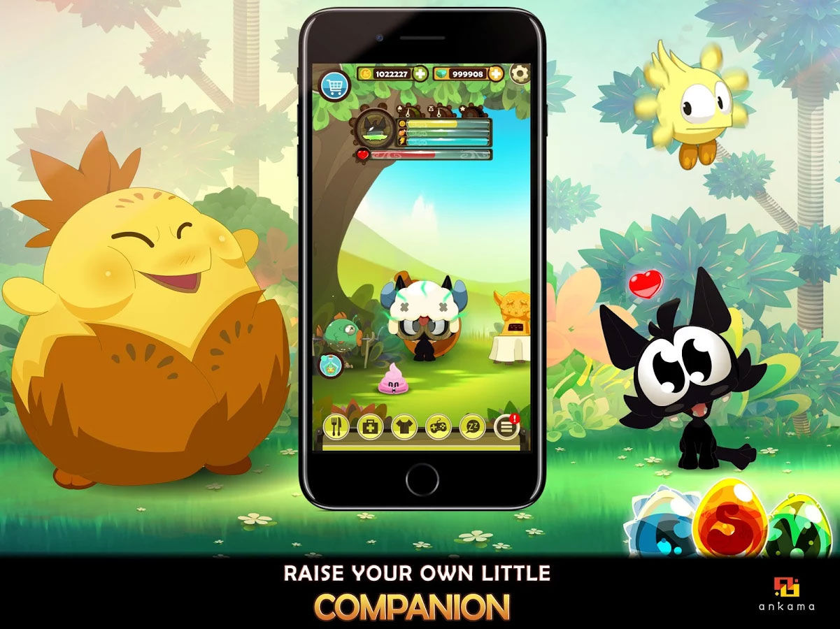 Dofus Pets Game Android Gratis Paling Seru Juli 2017