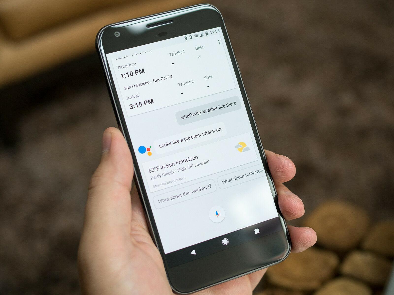 Pixel Xl Google Assistant