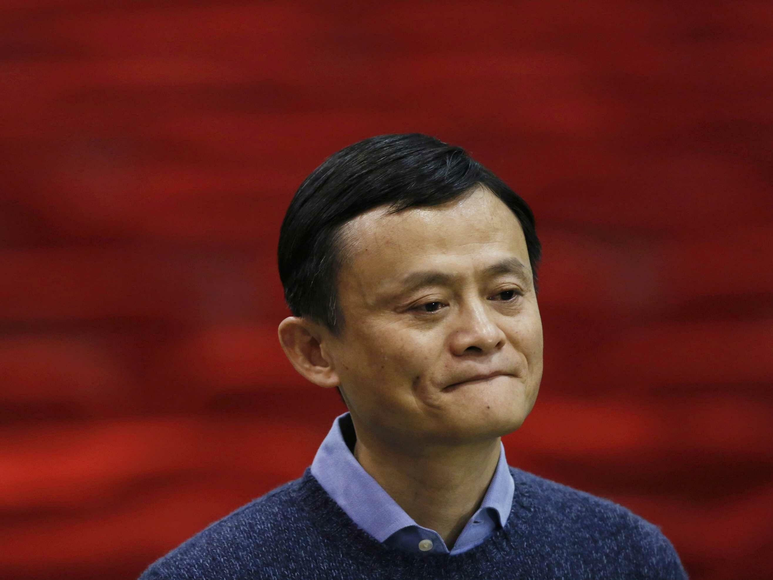 Fakta Tentang Jack Ma 4