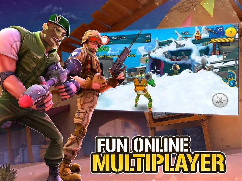 Game Multiplayer Bluetooth 3 062fe