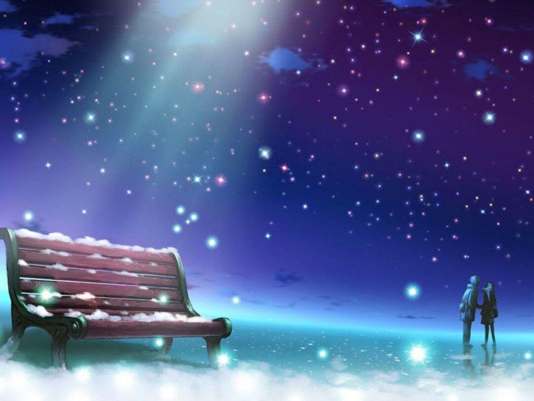 Gambar Anime Romantis Saat Hujan 1 3a5fe