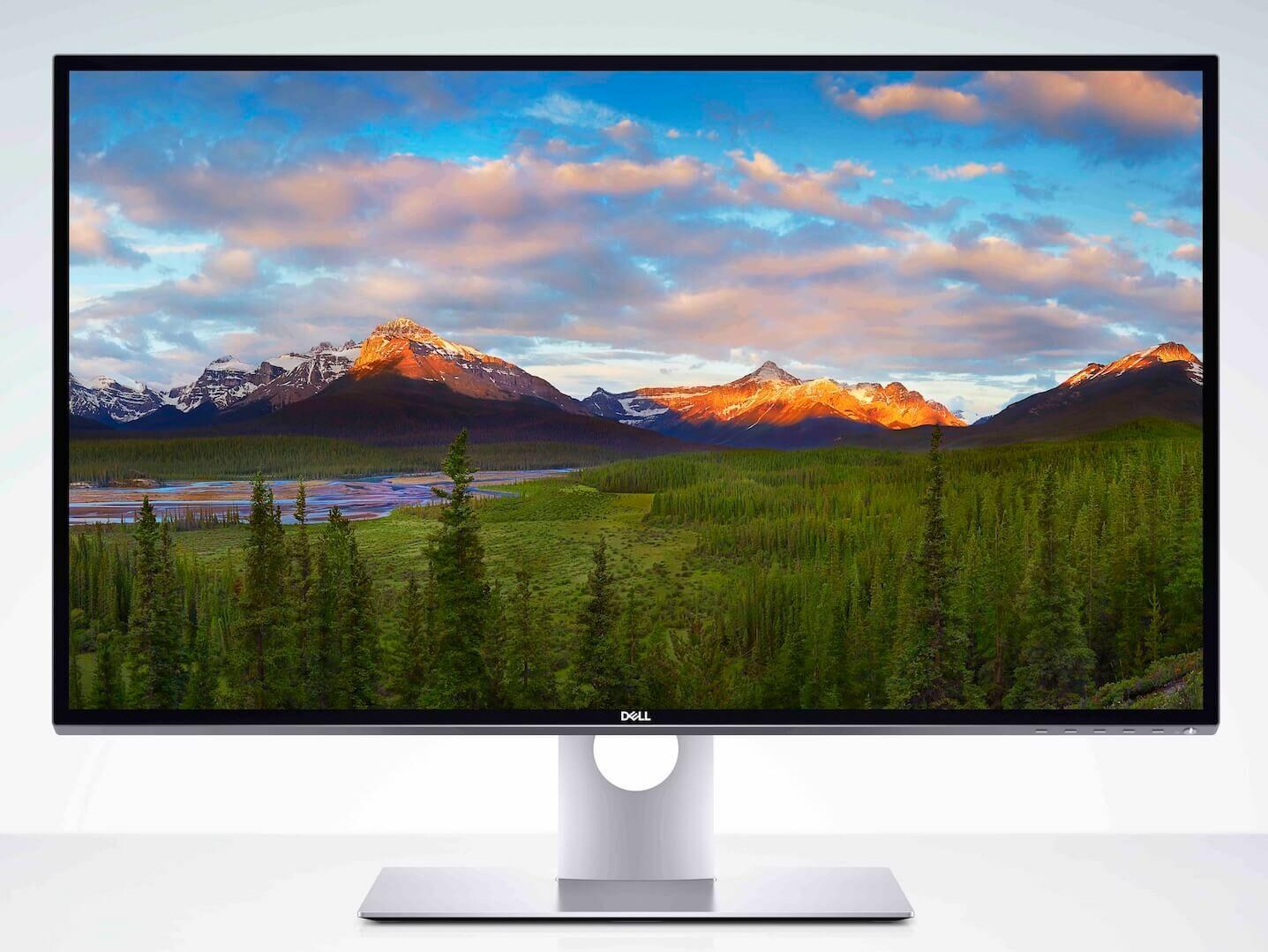 Dell 8k Monitor 5